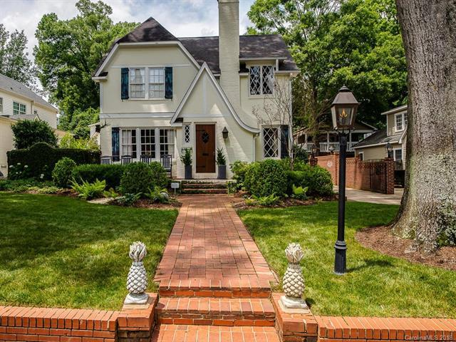 2219 Beverly Drive, Charlotte, NC 28207 (#3404151) :: Odell Realty Group