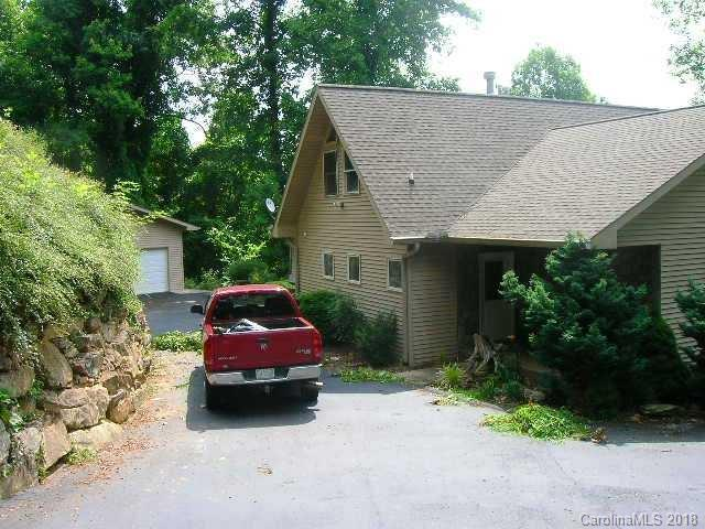 502 Grandview Cliff Heights, Maggie Valley, NC 28751 (#3404250) :: Robert Greene Real Estate, Inc.
