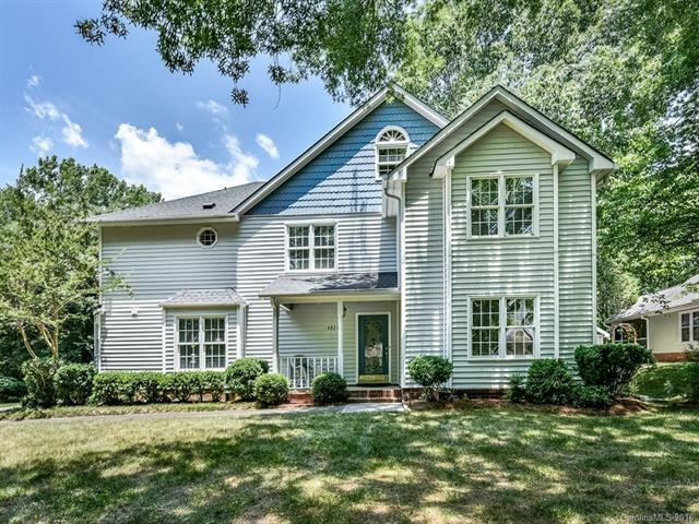 4820 Quail Canyon Drive, Charlotte, NC 28226 (#3404253) :: Charlotte's Finest Properties