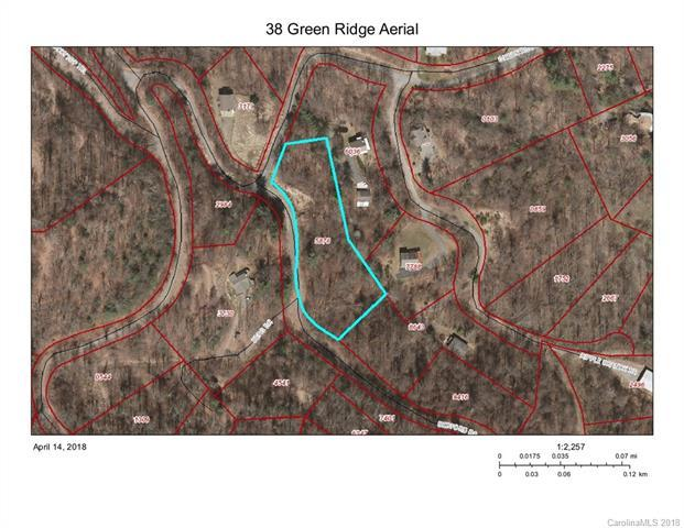 38 Green Ridge Falls Road, Barnardsville, NC 28709 (#3404276) :: Rinehart Realty