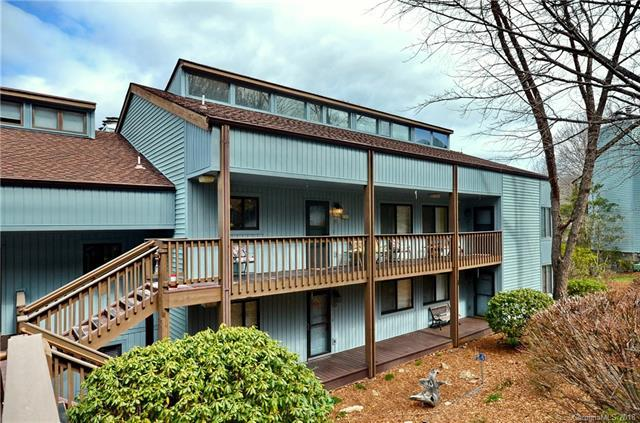87 Willow Road B-11, Waynesville, NC 28786 (#3404374) :: Exit Realty Vistas