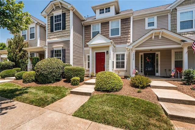 10644 Trolley Run Drive #91, Cornelius, NC 28031 (#3404419) :: Odell Realty Group