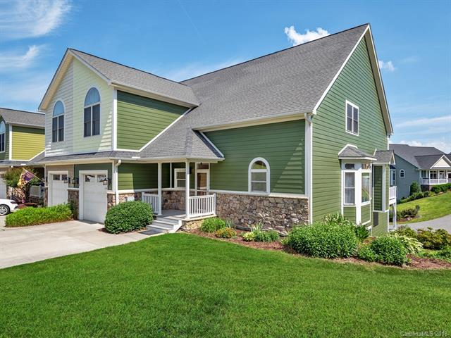 3 Gemini Heights, Weaverville, NC 28787 (#3404422) :: Odell Realty Group