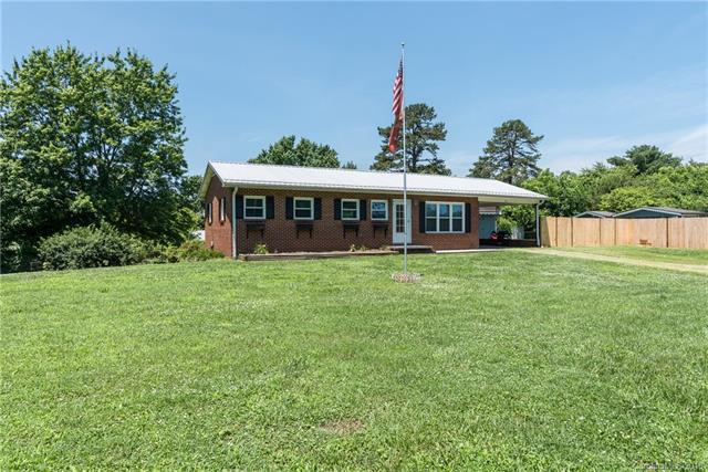 2316 Shady Grove Road, Connelly Springs, NC 28612 (#3404472) :: Mossy Oak Properties Land and Luxury
