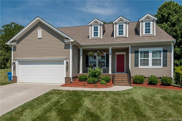 4129 Hay Meadow Drive, Mint Hill, NC 28227 (#3404511) :: Odell Realty Group