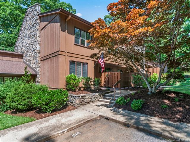 215 Crowfields Drive 3E, Asheville, NC 28803 (#3404547) :: RE/MAX Four Seasons Realty