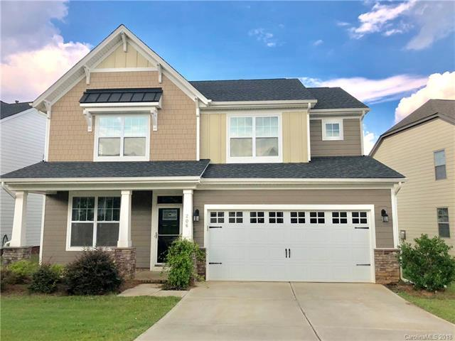 206 Blossom Ridge Drive, Mooresville, NC 28117 (#3404612) :: The Ann Rudd Group