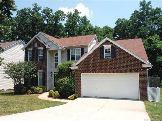 7120 Sweetfield Drive, Huntersville, NC 28078 (#3404688) :: Roby Realty
