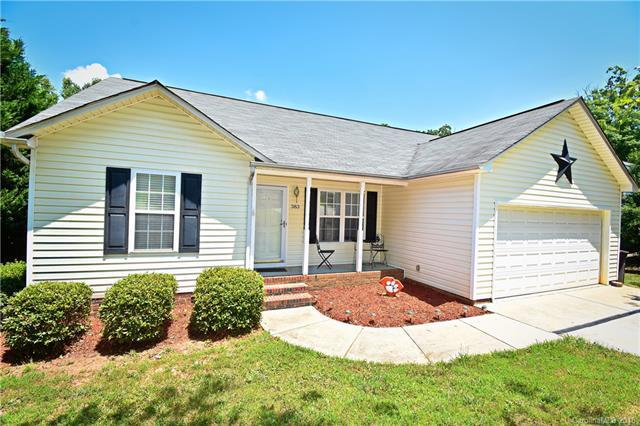 383 Brookfield Drive, Statesville, NC 28625 (#3404708) :: High Performance Real Estate Advisors