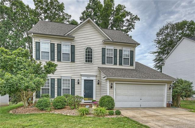 9941 Mitchell Glen Drive, Charlotte, NC 28277 (#3404723) :: The Ramsey Group