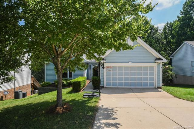 12532 Woodside Falls Road, Pineville, NC 28134 (#3404758) :: Exit Mountain Realty
