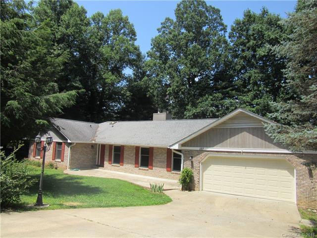 127 Kalmia Terrace Court #40, Hendersonville, NC 28792 (#3404793) :: The Andy Bovender Team