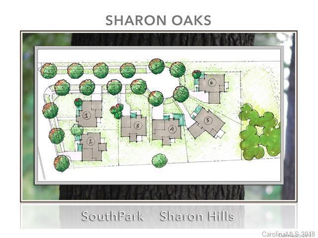3622 Sharon Ridge Lane Lot 6, Charlotte, NC 28210 (#3404803) :: Exit Mountain Realty
