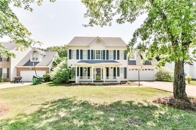 9917 Wildwood Muse Court, Charlotte, NC 28273 (#3404888) :: High Performance Real Estate Advisors