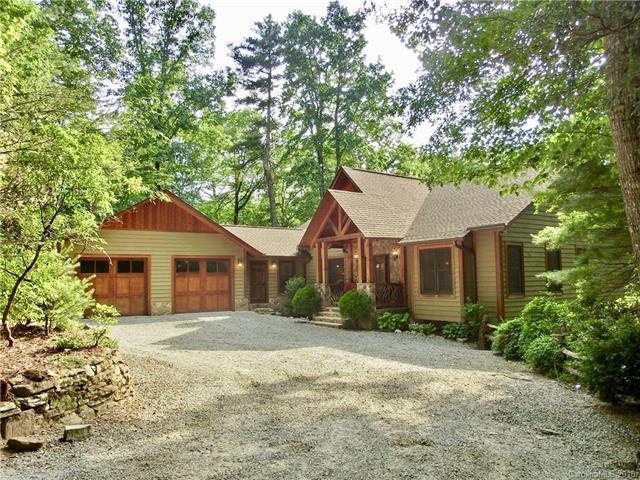 2806 Upper Whitewater Road, Sapphire, NC 28774 (#3404930) :: Odell Realty Group