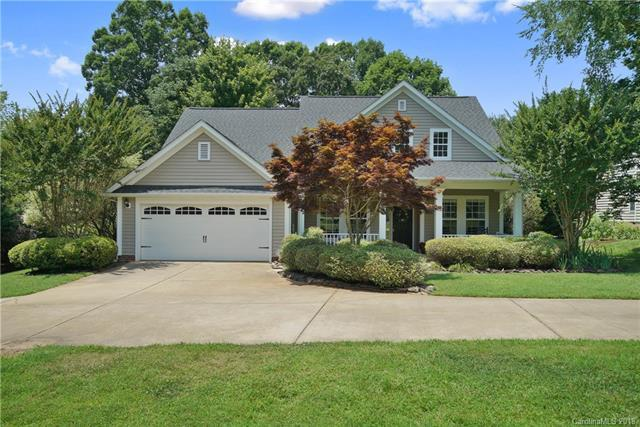 15659 Knoll Oak Court, Huntersville, NC 28078 (#3404934) :: Odell Realty Group