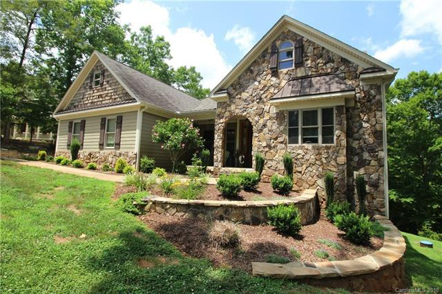 6156 Falls Ridge Trail, Sherrills Ford, NC 28673 (#3404939) :: RE/MAX Four Seasons Realty