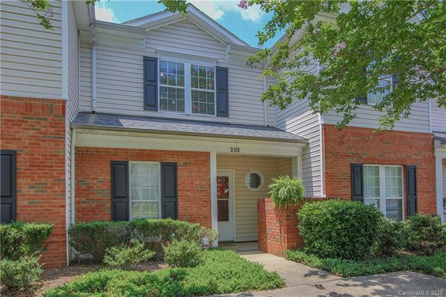 205 Ross Moore Avenue, Charlotte, NC 28205 (#3405062) :: High Performance Real Estate Advisors