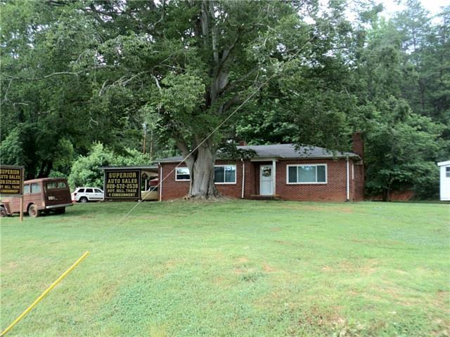 1822 Blowing Rock Boulevard, Lenoir, NC 28645 (#3405086) :: High Performance Real Estate Advisors
