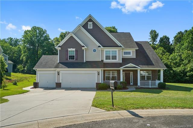 1145 Hallow Lake Terrace, Lake Wylie, SC 29710 (#3405128) :: High Performance Real Estate Advisors