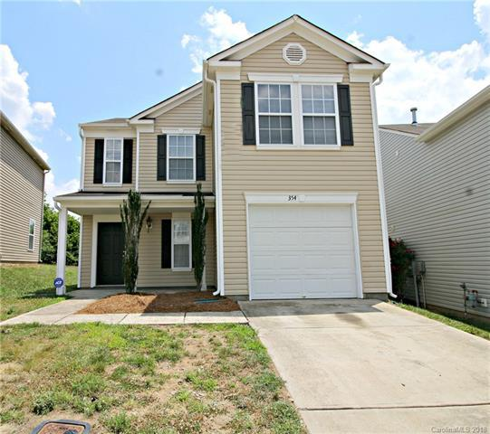 354 Morning Dew Drive, Concord, NC 28025 (#3405168) :: Odell Realty Group