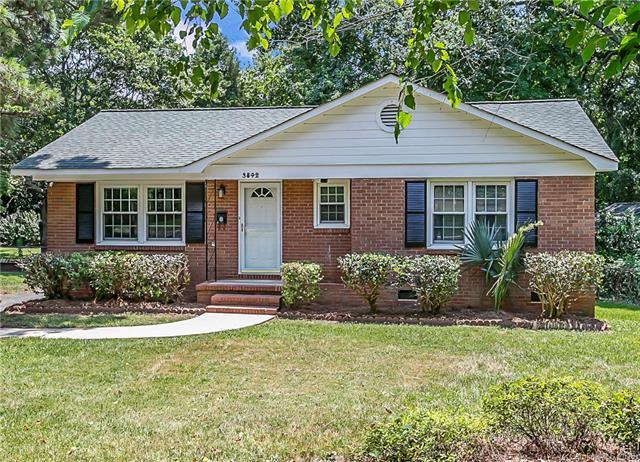 3842 Litchfield Road, Charlotte, NC 28211 (#3405198) :: Odell Realty Group