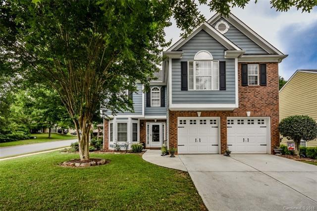 7903 Leisure Lane, Huntersville, NC 28078 (#3405341) :: Odell Realty Group