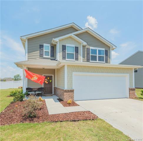 1003 Perennial Lane, Indian Trail, NC 28079 (#3405493) :: Odell Realty Group