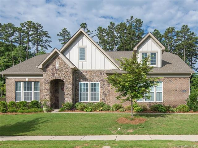 8316 Bramfield Drive, Huntersville, NC 28078 (#3405518) :: Exit Mountain Realty