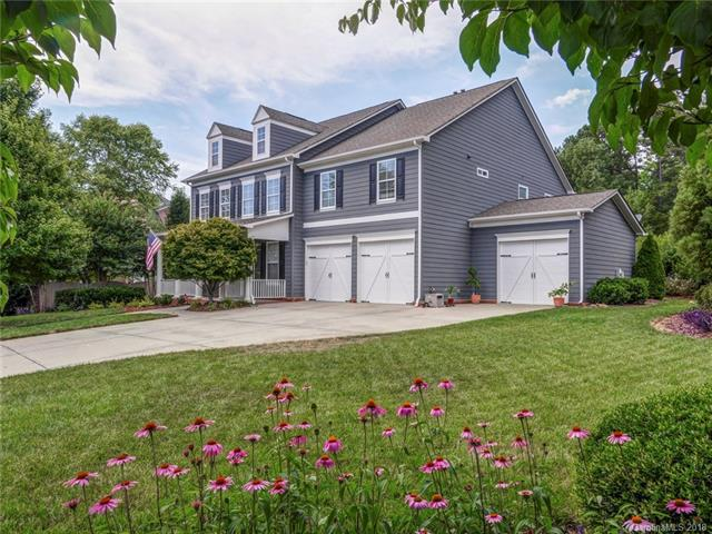 2000 Minden Drive, Matthews, NC 28104 (#3405532) :: Odell Realty Group