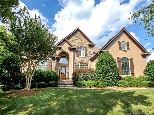 7521 Stonecroft Park Drive, Charlotte, NC 28226 (#3405558) :: Rinehart Realty