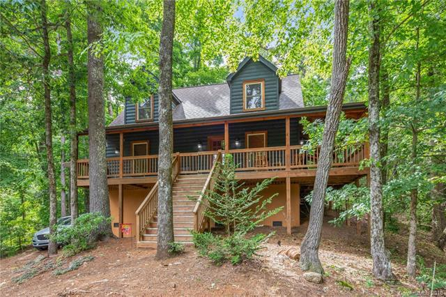 356 Deep Woods Lane, Saluda, NC 28773 (#3405568) :: Exit Realty Vistas