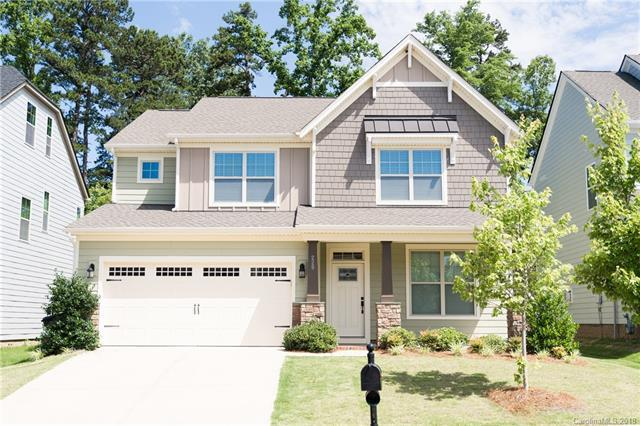 229 Blossom Ridge Drive #140, Mooresville, NC 28117 (#3405575) :: Odell Realty Group