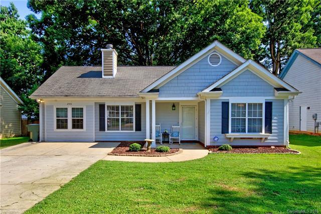 245 Indian Paint Brush Drive, Mooresville, NC 28115 (#3405643) :: The Sarver Group