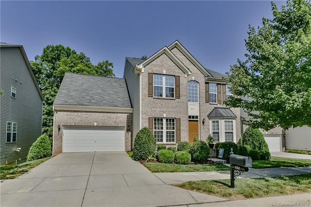 8311 Bridgegate Drive, Huntersville, NC 28078 (#3405718) :: High Performance Real Estate Advisors