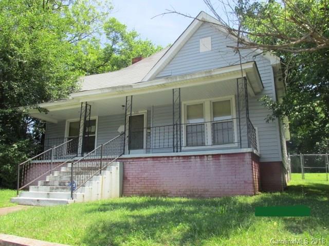 308 Vance Avenue #4, Salisbury, NC 28144 (#3405737) :: Exit Realty Vistas