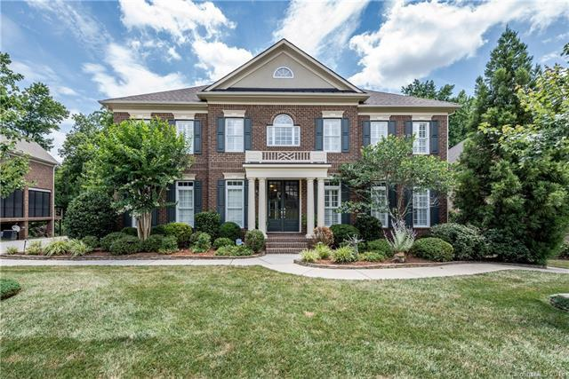 3414 Delamere Drive, Matthews, NC 28104 (#3405795) :: The Ramsey Group