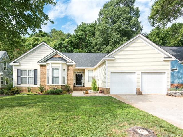 9300 Twin Trail Drive, Huntersville, NC 28078 (#3405855) :: LePage Johnson Realty Group, LLC