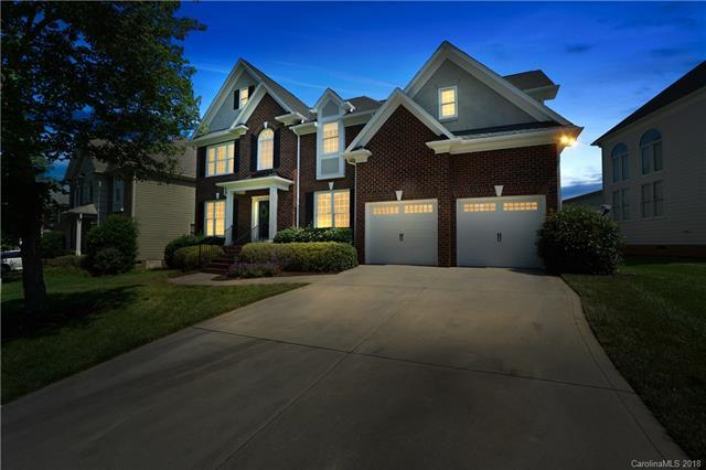 130 Montibello Drive, Mooresville, NC 28117 (#3405860) :: High Performance Real Estate Advisors