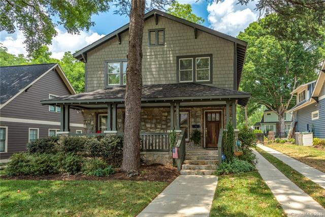 2204 Roslyn Avenue, Charlotte, NC 28208 (#3405996) :: The Ramsey Group