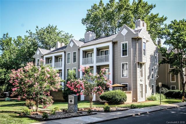244 S Cedar Street #4, Charlotte, NC 28202 (#3406065) :: High Performance Real Estate Advisors