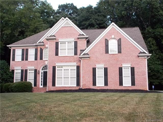9519 St Barts Lane, Huntersville, NC 28078 (#3406207) :: Exit Mountain Realty