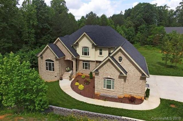 108 Winding Forest Drive, Troutman, NC 28166 (#3406272) :: Zanthia Hastings Team