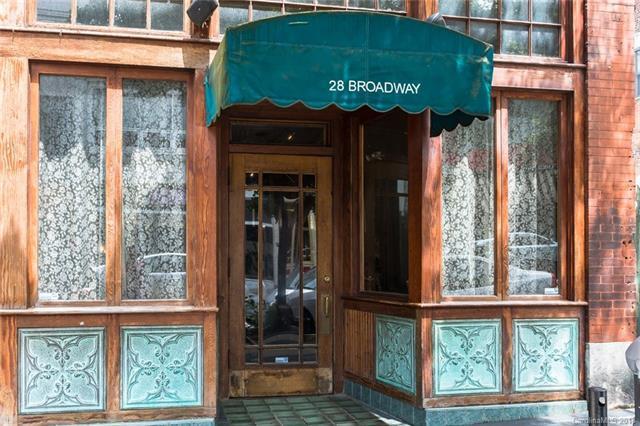 28 Broadway Street #17, Asheville, NC 28801 (#3406360) :: High Performance Real Estate Advisors