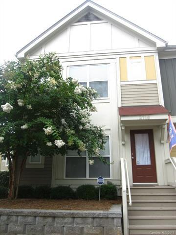 2116 Vision Drive #33, Charlotte, NC 28203 (#3406436) :: High Performance Real Estate Advisors