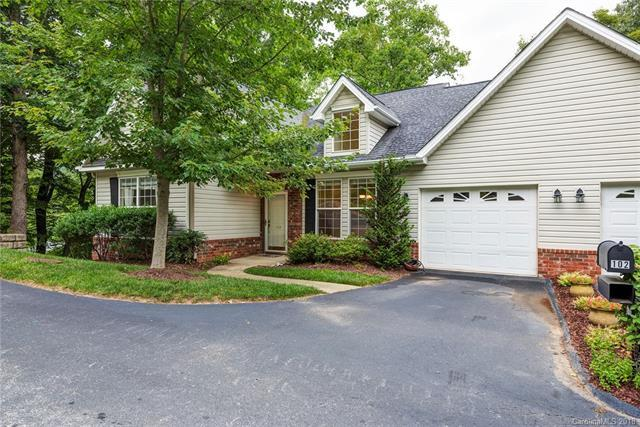 102 Nodding Lane #66, Asheville, NC 28803 (#3406471) :: High Performance Real Estate Advisors