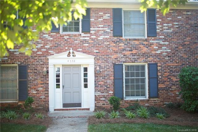 4332 Hathaway Street Unit C Bld4321 , Charlotte, NC 28211 (#3406506) :: Team Lodestone at Keller Williams SouthPark