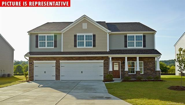 408 Wheat Field Drive #37, Mount Holly, NC 28120 (#3406536) :: LePage Johnson Realty Group, LLC