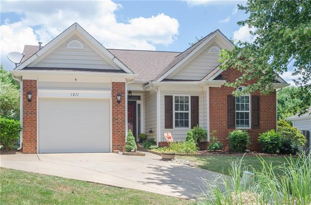1211 Lempster Drive NW, Concord, NC 28027 (#3406576) :: LePage Johnson Realty Group, LLC