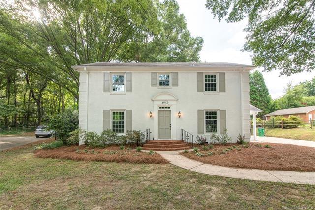 4913 Charmapeg Avenue, Charlotte, NC 28211 (#3406666) :: Puma & Associates Realty Inc.